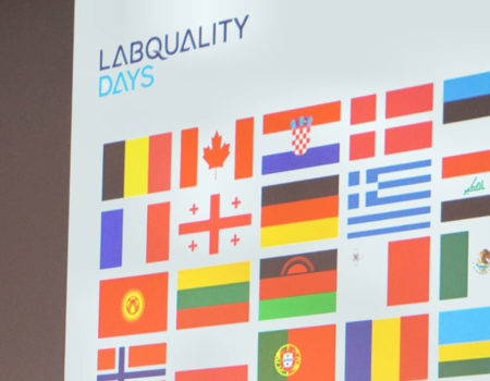 Visitors from 40 countries - Labquality Days 2018